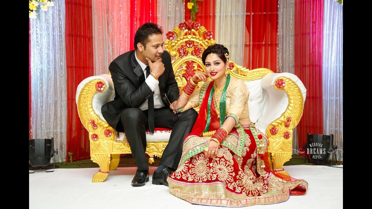 Beautiful Nepali Wedding Harish Weds Mukta YouTube