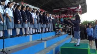 Mengheningkan Cipta - Paduan Suara SMA Negeri 2 Kuala Kapuas