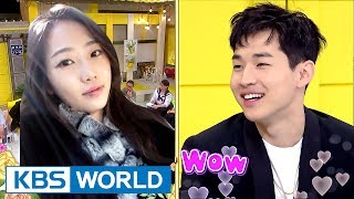 "Henry, ""Roy Kim's sister is my ideal type'"" Happy Together / 2017.05.25]"