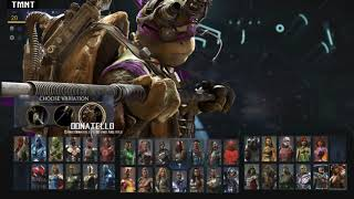 How the Ninja Turtles could play! (Variation Concept) | INJUSTICE 2