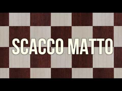 MFADDA - SCACCO MATTO (Prod. Joe Viegas)