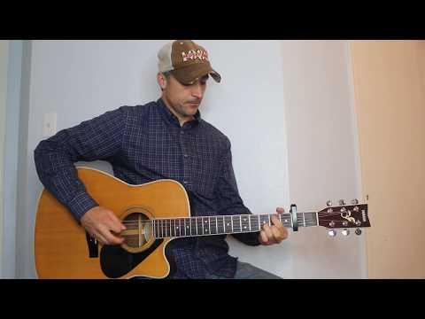 Silver Wings - Merle Haggard - Guitar Lesson | Tutorial