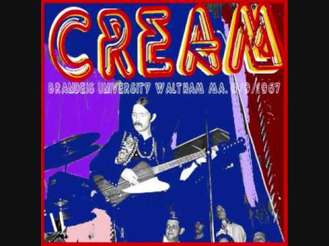 Cream- Brandeis University, Waltham, Mass. 9/9/67