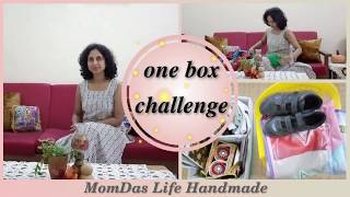 DECLUTTER WITH ME! / ONE BOX CHALLENGE