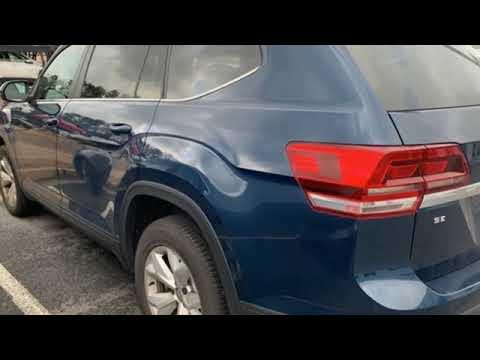 Used 2018 Volkswagen Atlas Atlanta Alpharetta, GA #V3496 - SOLD