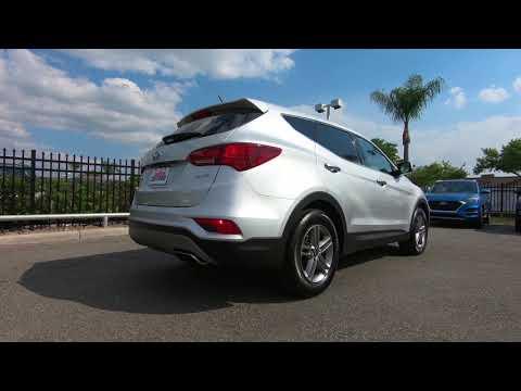 2018 Hyundai Santa Fe Sport Inside Out