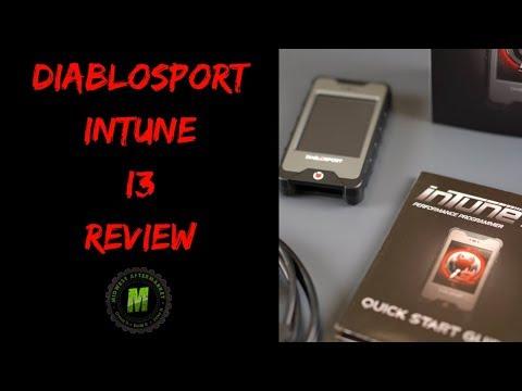 DiabloSport 8100 inTune i3 Performance Programmer 3rd Generation inTune 50-State Legal inTune i3 Performance Programmer