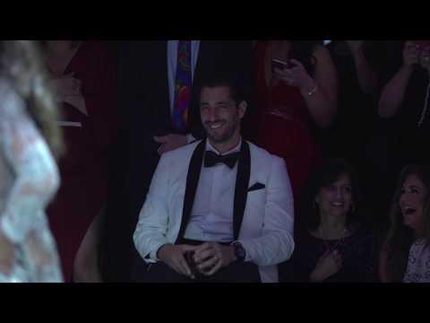 Former NFL Cheerleader Surprises Husband With Beyoncé Performance