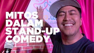 MITOS DALAM STAND-UP COMEDY