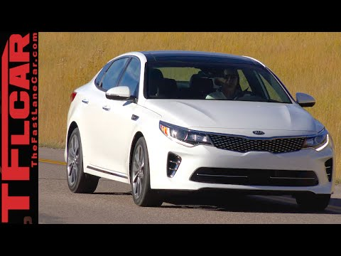 2016 KIA Optima First Drive Review: Don't Mess with Success!
