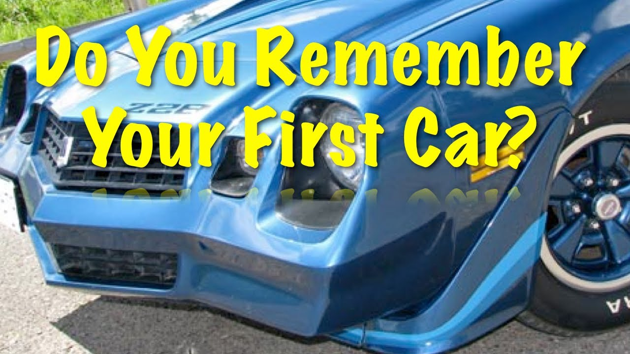 What Was Your First Car? - YouTube