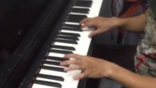 Hướng dẫn đệm hát piano bài cachiusa