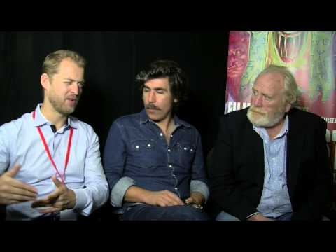 Film4 FrightFest 2015 - Adam Levins, James Lance and James Cosmo Discuss Estranged