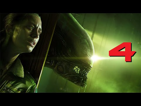Alien: Isolation - Ep.4 - A Perfect Organism