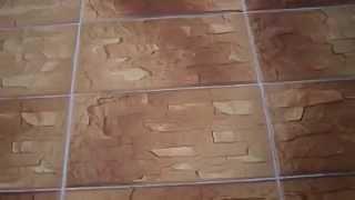 видео Уход за облицовачной поверхностью
