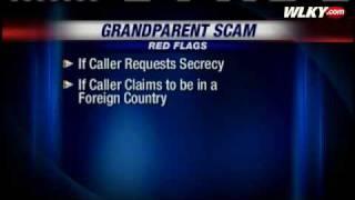 BBB: Grandparents Beware Of Scam
