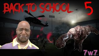 TANK ME HACE TODAS LAS POSES /BACK TO SCHOOL-LEFT 4 DEAD 2
