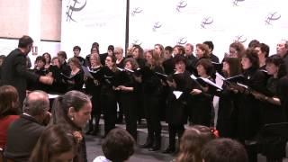 Coro de Amigos do CMUS na Velada Solidaria 2014