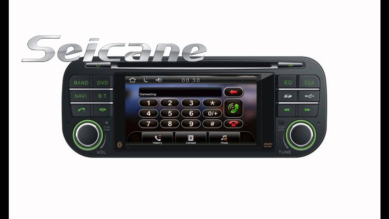 2002 2003 2004 Chrysler 300M Concorde Bluetooth DVD GPS Radio Stereo with USB Music - YouTube