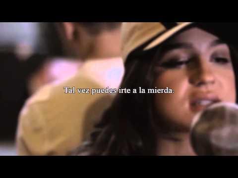 Yo Preston ft Kelly Kiara - Love Yourself vs FCK Yourself [Subtitulada] (Justin Bieber Response)
