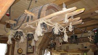 як зробити дерев'яні сходи в дерев'яному будинку
