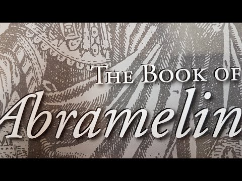 The Book of Abramelin + Holy Daimon – Esoteric Books Review