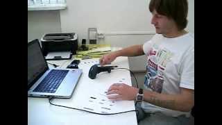 Обзор сканера штрих-кодов Cino F780