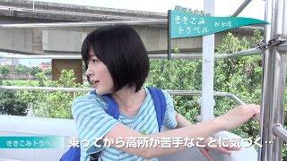 『ききこみトラベルin台湾』小さいのに意外と怖い観覧車編。遊園地にあ...