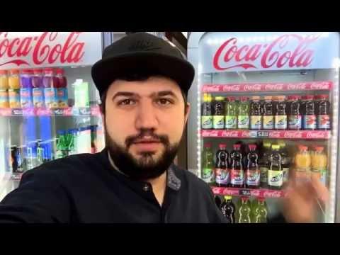 Как вскрыть холодильник Кока-кола. #ВоровскойБлог