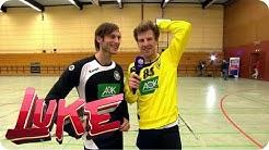 Luke macht die Handballnationalmannschaft fit für Olympia - LUKE! Die Woche und ich