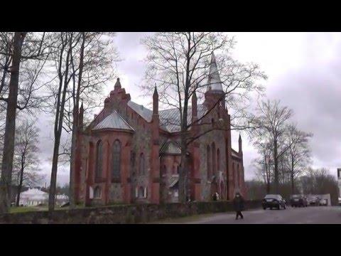 St. Paul's church in Viljandi Estonia