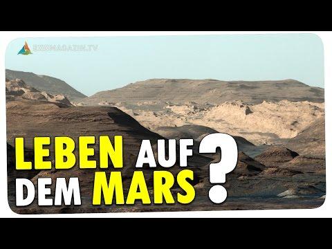 LEBEN AUF DEM MARS?   ExoMagazin