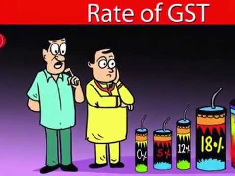 WHAT IS GST ? EXPLAINED IN TAMIL