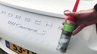 JLM Petrol Catalytic Exhaust Cleaner, Porsche 911 Carrera S