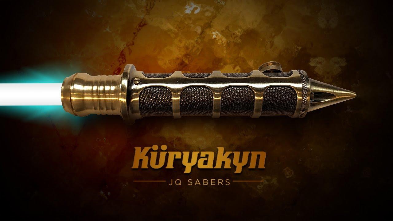 lightsaber collection jq sabers kuryakyn saber youtube
