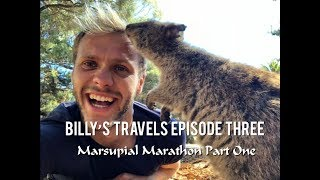 Billy's Travels Episode Three: Marsupial Marathon Part One