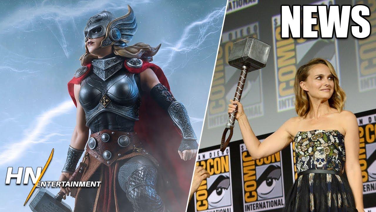 Entertainment Why Natalie Portman Returned For Thor Love
