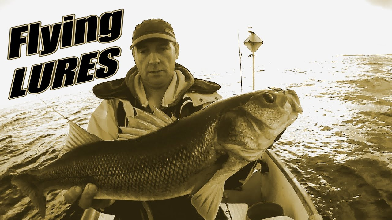 Flying lures - Fishing Trip Bass Mackerel Crab Traps & Channel Update