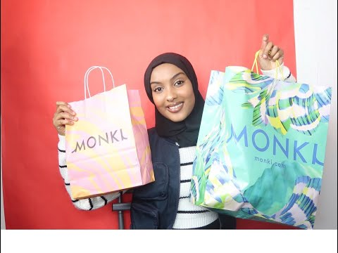 Monki fashion haul 2019