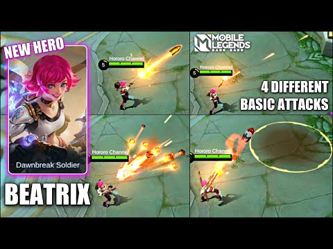 BEATRIX IS HERE! THE MOST DIFFICULT MARKSMAN?