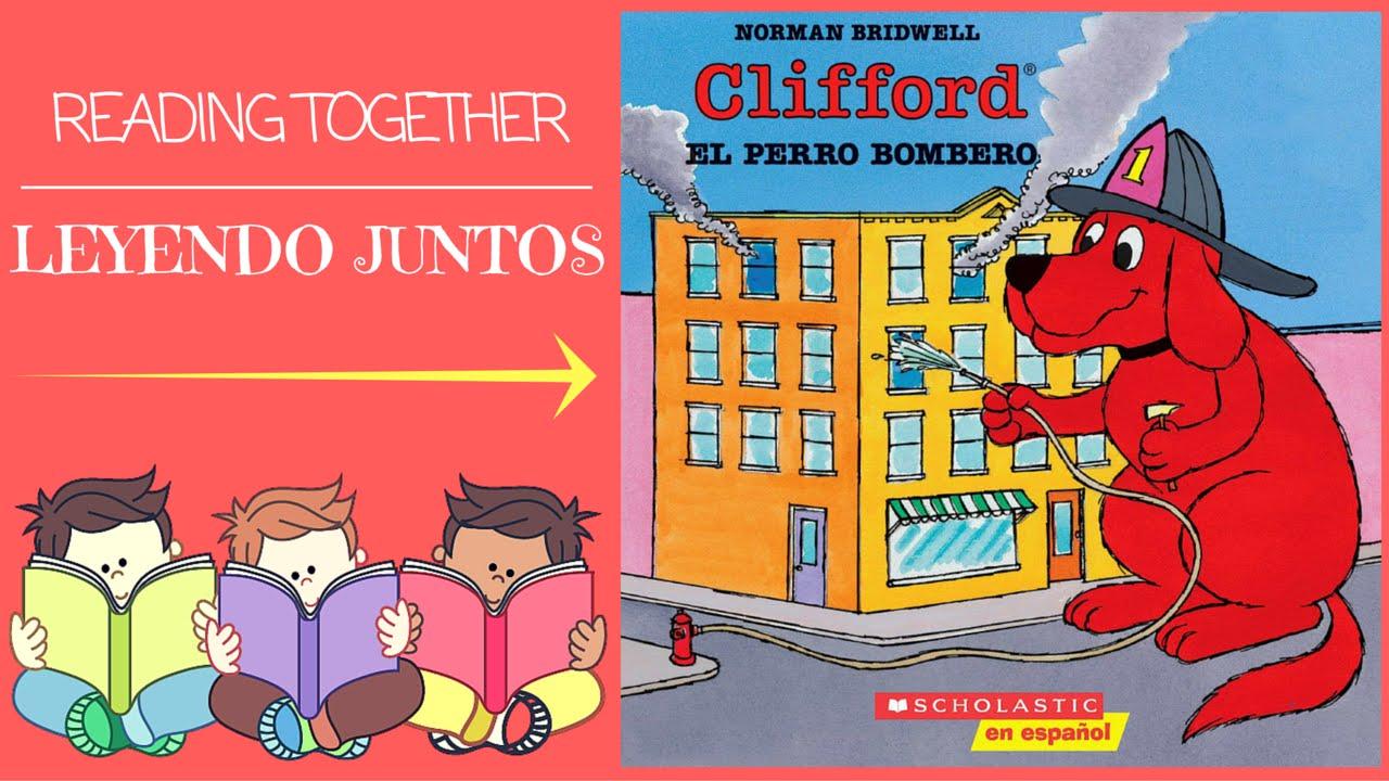 Clifford El Perro Bombero - YouTube