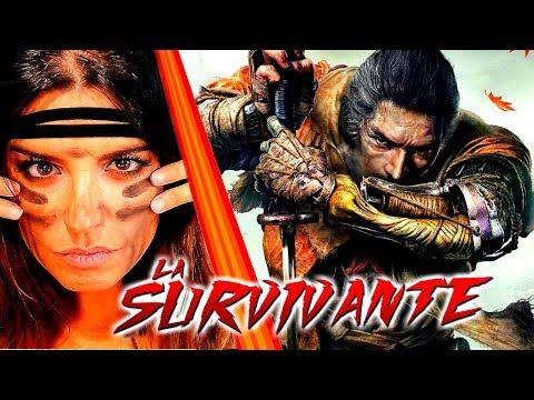 Sekiro Shadows Die Twice avec la Survivante