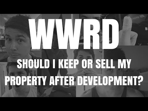 WWRD - Keep or sell after a development