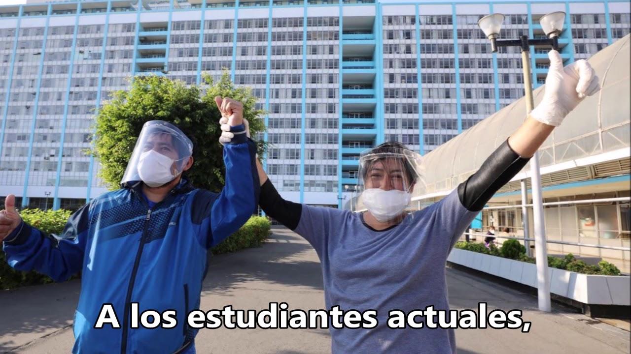 Campaña Solidaria Liceo Pablo Neruda de Temuco