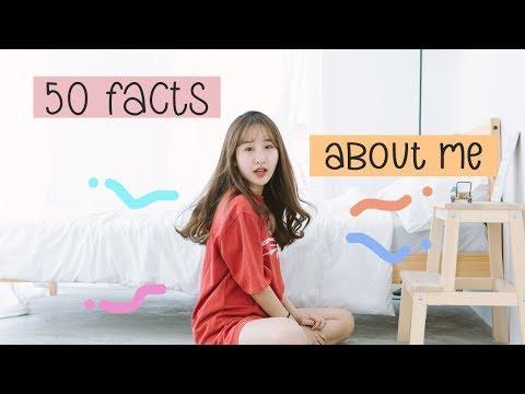 Download Youtube: 50 facts about ME !  มาทำความรู้จักกันเถ่อะ | Brinkkty