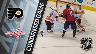 01/31/18 Condensed Game: Flyers @ Capitals