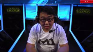 XiaoWeiXiao sees a camera for first time [PAX 2014 TSM-LMQ Semifinal]