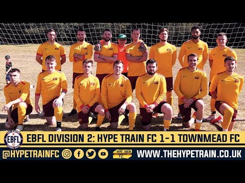 EBFL 2019/20 - Division 2 (Match 2): Hype Train FC vs. Townmead FC