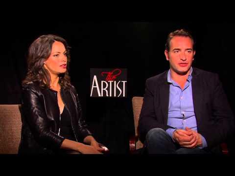 The Artist- interview with Jean Dujardin, Bérénice Bejo & Michel Hazanavicius