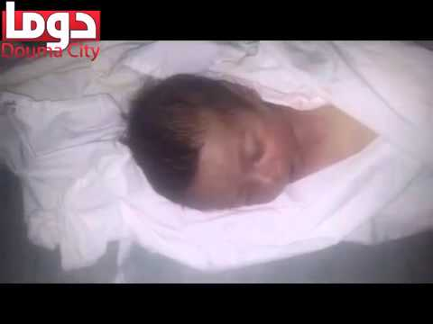 Syria|| Damascus|| An infant died due to medical supply shortage 23-11-2013